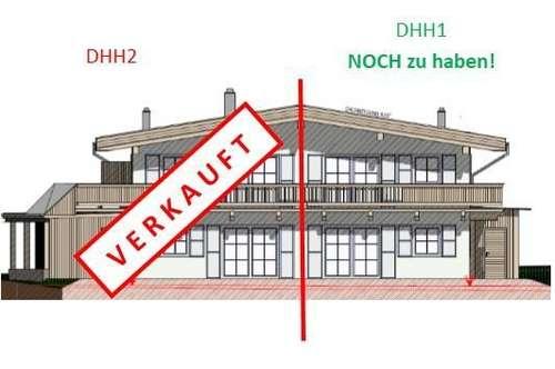WALCHSEE: Landhaus-Doppelhaushälfte in sehr schöner Lage.