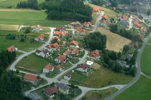 Siedlungbaugrund in sonniger Lage