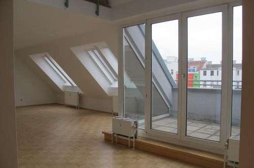DG - Maisonette Wohnung mit 6m² Terrasse