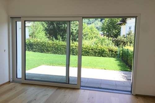 Relaxen im Salzkammergut! Extravagante Gartenwohnung mit 2 Terrassen am Mondsee - ERSTBEZUG!