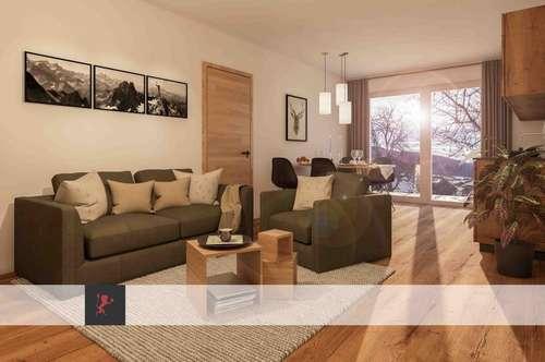 Appartement im Salzburger Land