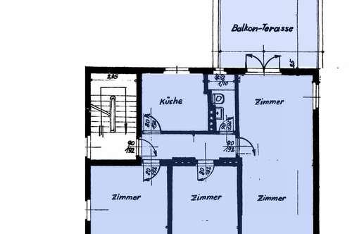 3 Zimmer Wohnung in Waidmannsdorf - von Privat - provisionsfrei
