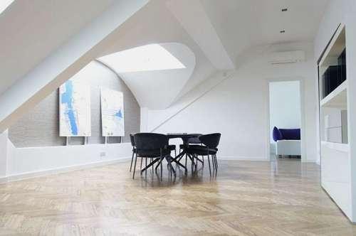 Luxuriöse DG-Maisonette m. 2 Terrassen