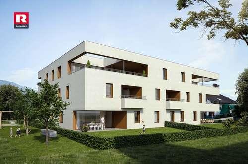 Gartenwohnung in Dornbirn, Top W02
