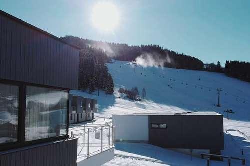 """Mountain Resort St. Lambrecht! Ferienhaus für Anleger Variante """"Edelrohbau"""""""