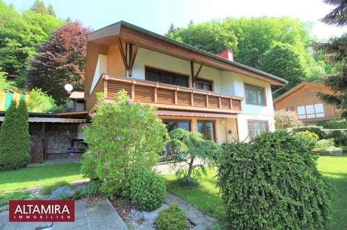Stadtrandlage - Ein gemütlich Haus mit viel Platz für Ihre Familie samt Pool und Saunahäuschen