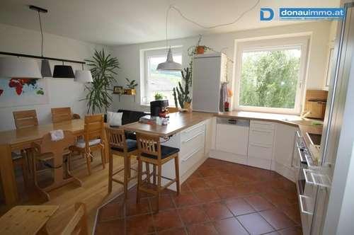 3512 Mautern großzügig angelegte 4 Zimmer Wohnung mit Loggia in Ruhelage