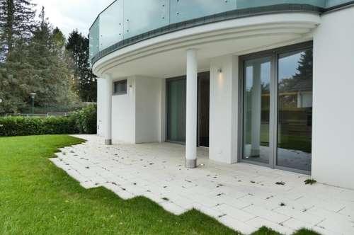 Hochwertig ausgestattete, helle Gartenwohnung in ruhiger Lage