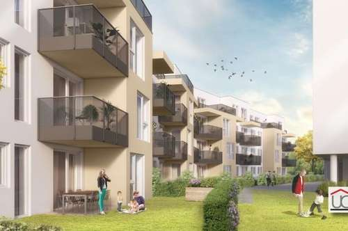 NEUBAU - Eigentumswohnungen - Mondscheinweg 1 - PROVISIONSFREI für Käufer!