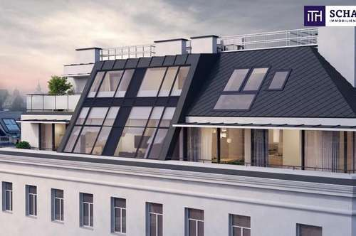 DAS HAT STIL!!! Erstbezug mit vier Zimmer und großer Terrasse + hochwertig saniertes Haus! Provisionsfrei!!!