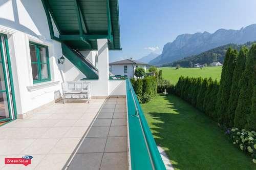 St. Lorenz am Mondsee_Großzügige 4 Zimmerwohnung in einem Zweifamilienhaus