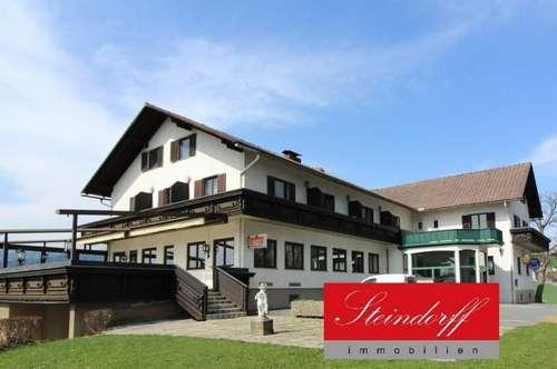 Ehemals gut eingeführter Gasthof mit Fremdenzimmer mit großem Potential und schöner Aussicht