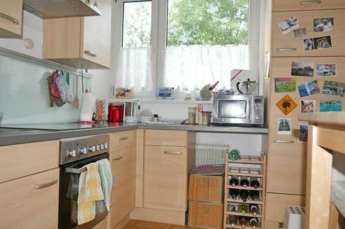 Schöne 4 Zimmerwohnung in Ruhelage! Küche ablösefrei!!
