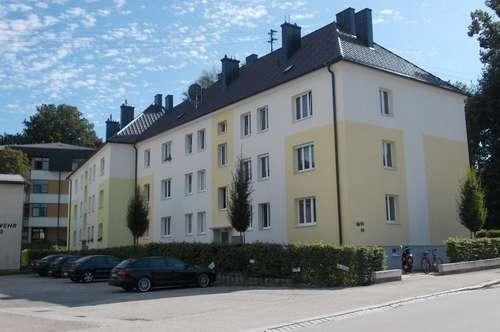 Behagliche Single-Wohnung - schöner und praktischer Schnitt - ausgezeichnete Lage mit guter Infrastruktur! Provisionsfrei!