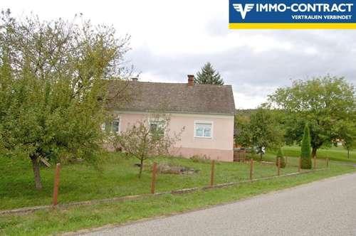 Sofort bewohnbar - Ehemaliges, kleines Bauernhaus - Ruhige Lage
