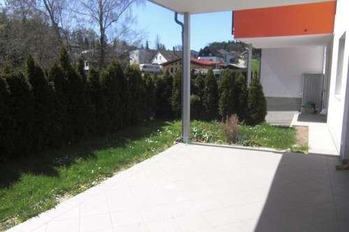 Tolle 4 Zi. Wohnung im Ortszentrum Altenberg, 100 m² WNFL, 30 m² Garten inkl.Terrasse, Küche möbl.und 2 Stellplätze