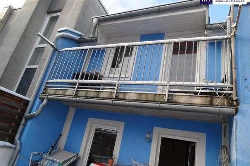 ITH: ANGESAGT! Ideales Ein- oder Zweifamilienwohnhaus mitten im Zentrum + MURBLICK + Große Terrassen + Trendige Lage!
