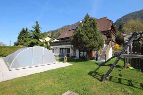 Wohnhaus mit Einliegerwohnung am Sonnenhang von Puch!