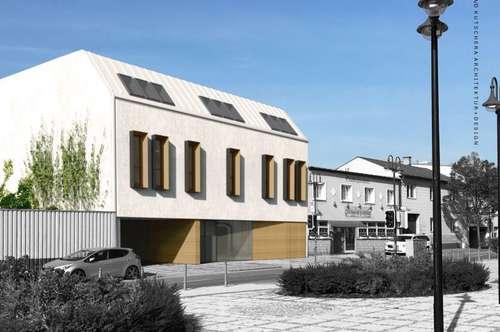Neubau - moderne Maisonettenwohnung mit Garten