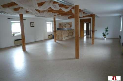 Multifunktional-Individuell  Großzügige, helle Räume, ideal für Geschäfts/Praxis/Büro/Atelierräume