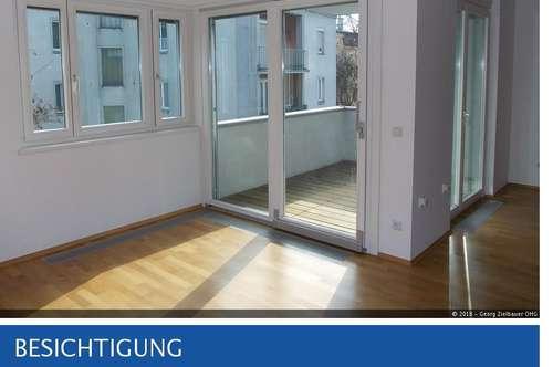 Exklusive 3-Zimmer-Wohnung in der Parkresidenz ALT HIETZING mit 12,69 grosser Loggia
