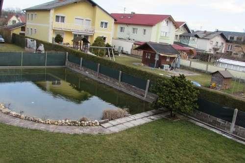 Hausteil mit eigenem Garten in zentraler Lage