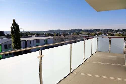 Modern mit traumhafter Terrasse mitten in Oberwart - Erstbezug