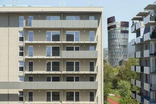 2-Zimmer-Wohnung im WohnWerk Graz