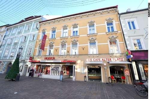 Büro-, Ordinations- oder Kanzleiräumlichkeiten in stilvollem Altbau direkt am Alten Platz