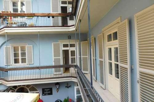 City: tolle 3-Zimmer-Wohnung mit großem Balkon für jedes Zimmer
