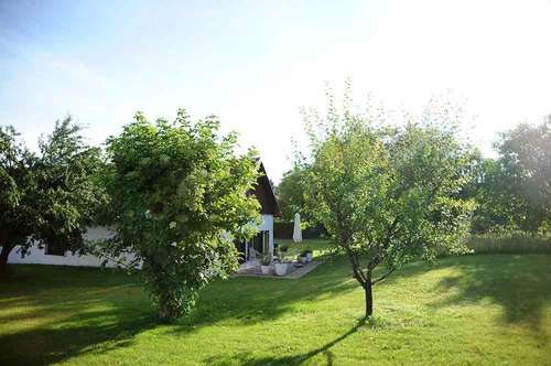 Historisches Anwesen inmitten des südburgenländischen Hügellandes.