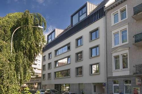 Maisonette-Stadtwohnung mit großer Dachterrasse / Top 12