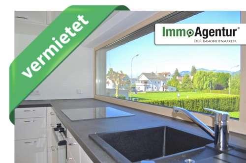 ERSTBEZUG: Schöne Wohnung mit Reihenhauscharakter in Lustenau, Top D