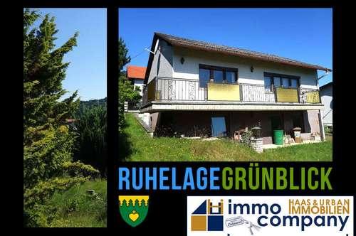 Grünlage | Panoramablick | Balkon ( ca. 19 m² )