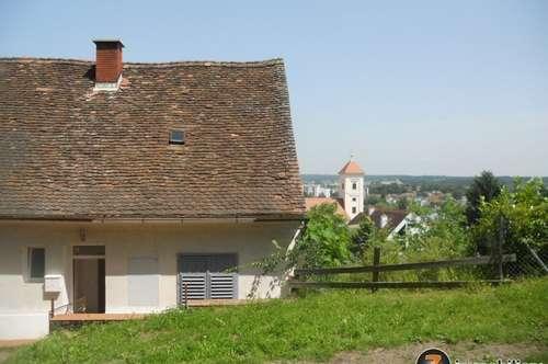 Güssing: Haus mit Doppelwohnung unterhalb der Burg
