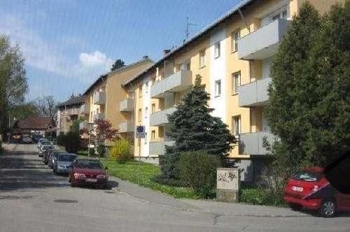 Stressfreies Wohnen in grüner Wohlfühl-Atmosphäre mit XL-Balkon! Preiswertes Wohnen in ruhiger Traumlage! Prov.frei