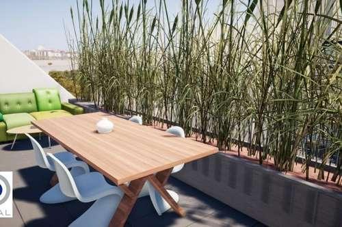 Erstbezug - Eine Ebene mit ca. 130 m² und viel Freiraum - vollklimatisiert