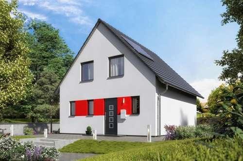 Town & Country, Ziegel-Massiv Haus, Raumwunder 114 in St. Georgen nahe Grieskirchen
