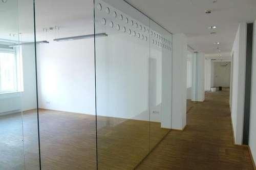 Modernes Büro in erfolgreichem Ambiente mit Concierge-Service