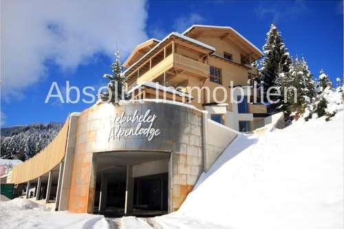 Schöne Zweitwohnsitz Wohnungen mit Panoramablick im Skigebiet Kitzbühel. Auch touristisch vermietbar