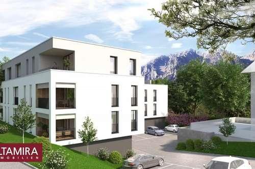 Marktgemeinde Irdning: 100m² für Ihr Familienglück! Neubau Eigentumswohnung mit eigenem Garten!