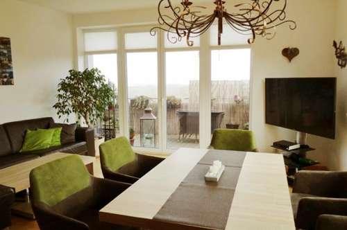 FAMILIEN-Wohnung mit TERRASSE und WEITBLICK