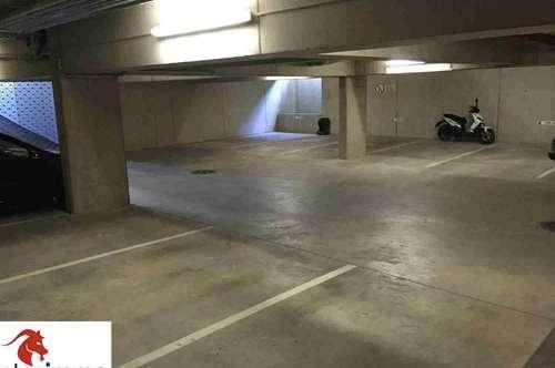 Tiefgaragenplatz und Parkplätze zu vermieten