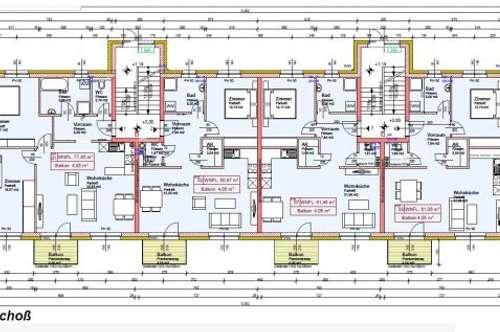 WG51/16 * Wohnung Top 8 zu vermieten