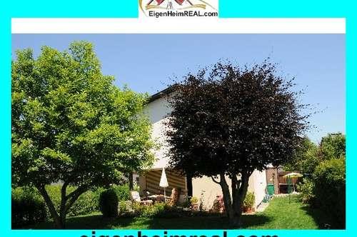 Familiengerechtes Einfamilienhaus mit herrlichem Garten in optimaler Lage, UNI- und See-Nähe