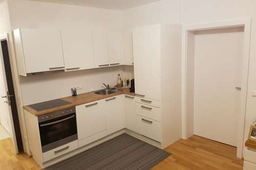 Gartenwohnung inkl. Einbauküche in Feldkirchen a. d. Donau 51 m² - Top 02