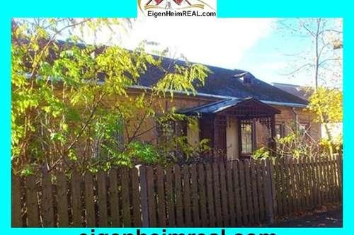 Grundstück mit sanierungsbedürftigem Haus in der Hinterbrühl