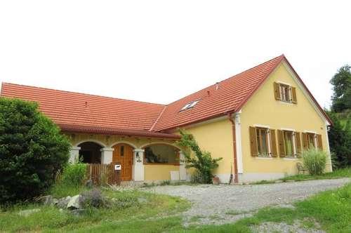 Einzigartiges Landhaus