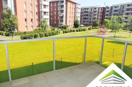 Ideale 2-Zimmerwohnung mit Balkon und Küche - Nähe Med-Campus! - jetzt als BONUS 1 Monat mietfrei!