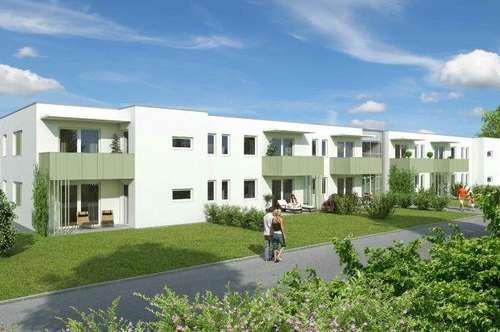 Geförderte Mietwohnung mit Kaufoption in Kollmitzberg